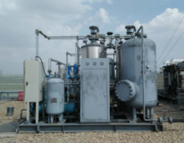 Оборудование для сжижения попутного газа