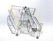 Буровой станок ZX-TD40